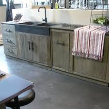 cuisine bois brut cuisine où trouver des meubles indépendants en bois brut