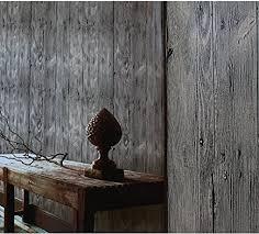 blooming wall 3d vintage faux wood grain wood panel textured