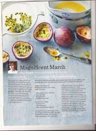 Waitrose Kitchen June  Giorgio Locatelli Pistachio Ricotta - Waitrose kitchen table