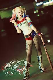 The Joker Female Halloween Costume Aliexpress Com Buy Harley Quinn Cosplay Costume Women