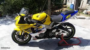 honda cbr 929 honda cbr 929 replica valentino rossi à venda motos u0026 scooters