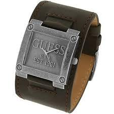 montre guess bracelet cuir images Woaspol get guess u95083g2 analogique montre homme jpg