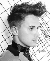 undercut men u0027s hairstyle with short sides and a longer