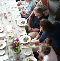 farm to table kansas city farm to table dinners green dirt farm in weston missouri kansas