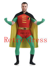 online get cheap robin halloween costume men aliexpress com