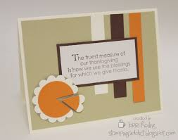 stampin up thanksgiving cards ideas grateful greetings confessions of a stamping addict