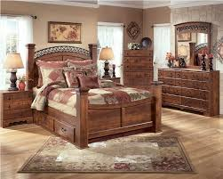 the ashley furniture silverglade mansion bedroom set in