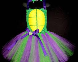 Baby Ninja Halloween Costume Ninja Turtle Tutu Etsy