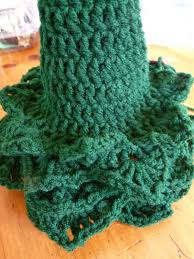 Christmas Tree Hat Knitting Pattern Crochet Christmas Tree Pattern