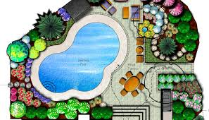 garden design garden design with how to draw landscape design