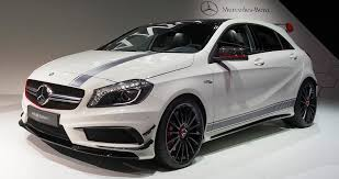 mercedes a 45 amg 4matic mercedes a 45 amg the true amg dna is premiered at geneva
