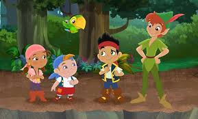captain jake neverland pirates escape ghost island
