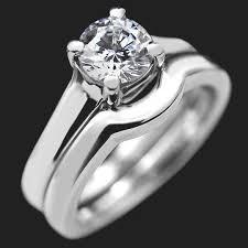 wedding ring sets wedding ring set miadonna