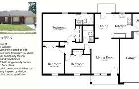 single family homes floor plans single family house plans small homes ranch 4 bedroom modern 4