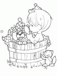 precious moments animals coloring pages asoboo info