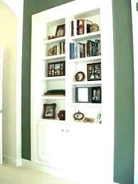 Bookcase Closet Doors Closet Door Bookcase Door Bookshelf Closet Door