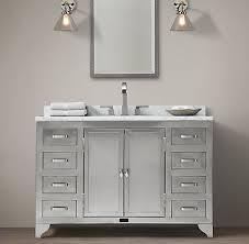 Restoration Hardware Bathroom Cabinets 1930s Laboratory Stainless Steel Rh