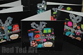 christmas cards ideas kids christmas lights decoration
