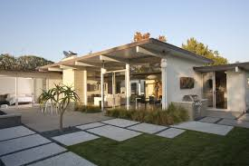 eichler style home joseph eichler s vision lives on in orange eichler built 11 000