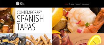 24 beautiful free website templates for restaurants
