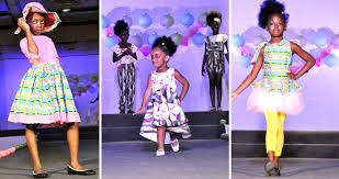 fenu teewani a t u0027ypic touch u0026 yanna africa kids fashion show