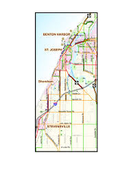Mi County Map Swmpc Sw Mi Non Motorized Planning Project