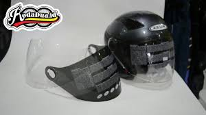 Helm Catok review singkat kaca helm zeus zs 610 by rodadua id 08118606521