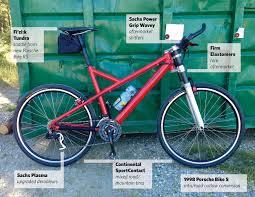 porsche bicycle the magnus walker of porsche bicycles porsche club of america