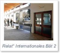 bureau des relations internationales ufr llsh université de savoie informations utiles