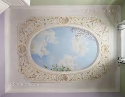 soffitti dipinti soffitto dipinto cielo stellato tutto su ispirazione design casa