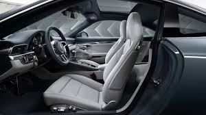 porsche inside view new porsche 911 offers ca