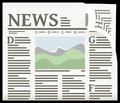 free vector graphic newspaper article journal free image on