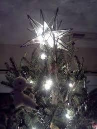 mirrored star tree topper potterybarn i will buy a christmas tree
