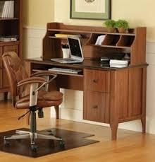 Appleton Computer Desk Sauder Appleton Outlet Faux Marble Top Computer Desk And Organizer