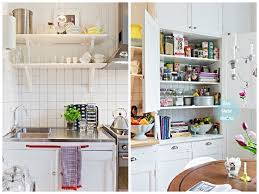 kitchen style small apartment ideas interior modern cabinet set
