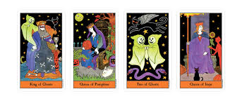 halloween pi halloween tarot blog