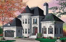 turret house plans distinctive turret with options 21236dr architectural designs