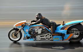 gulf racing wallpaper drag racing motorcycles motorcyclist