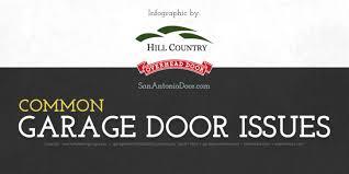 Hill Country Overhead Door Common Garage Door Issues Hill Country Overhead Door