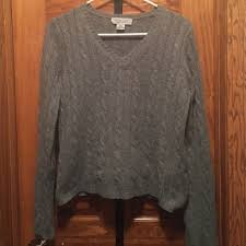 gray cashmere sweater cashmere sweaters gray and cashmere