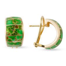 14 karat gold earrings hoop earrings earrings women santa fe goldworks