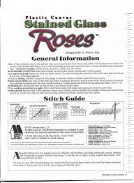 s attic free catalog stained glass roses pg 2 pretty in floral pieces in plastic