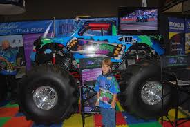 monster truck show for kids lessons learned these days of mine