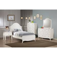 Youth Bedroom Set With Desk Kids Bedroom Sets