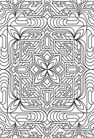 pattern coloring pages for adults 508 best mandalas patterns zen coloring art print pages colouring