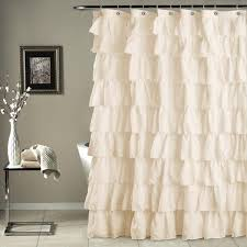 White Ruffle Curtain Panels Best 25 Ruffled Curtains Ideas On Pinterest Ruffle Curtains
