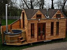 would you live in a tiny house off grid world