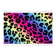 Leopard Print Outdoor Rug Rainbow Leopard Rugs Rainbow Leopard Area Rugs Indoor Outdoor Rugs