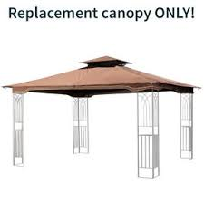 Patio Gazebo Replacement Gazebo Canopy For 10 X 12 Regency Ii Patio Gazebo