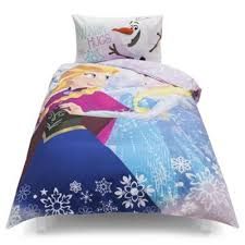 Tesco Bedding Duvet Buy Disney Frozen Crystal Single Duvet Set From Our Children U0027s